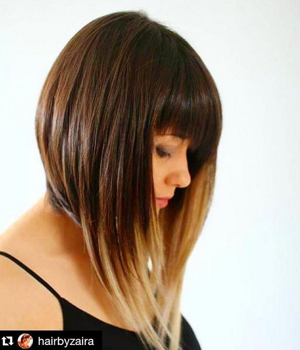 Admirable 22 Chic Bob Hairstyles With Bangs Pretty Designs Short Hairstyles Gunalazisus