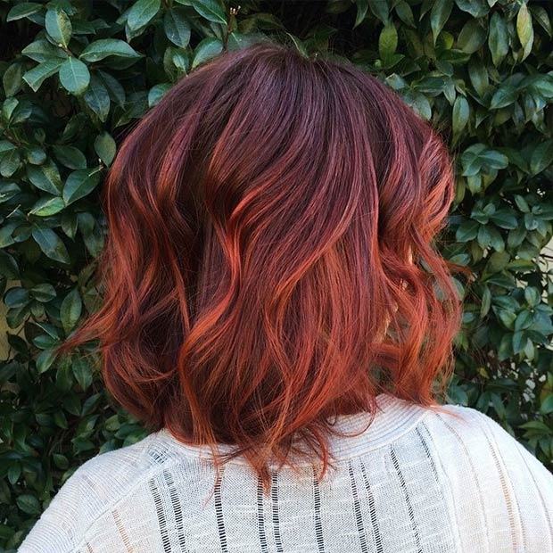 26 Popular Ombre Bob Hairstyles Ombre Hair Color Ideas
