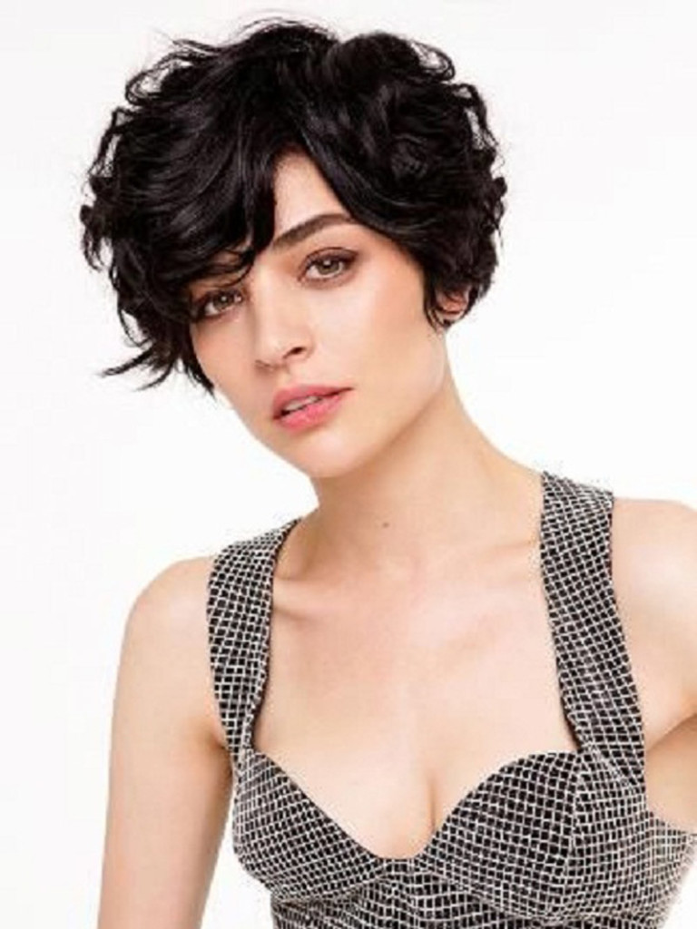 style pixie hair 19 wavy amp curly pixie cuts for hair pretty 6454