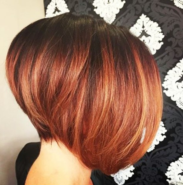 22 graduated bob haircuts for shortmedium hair 30