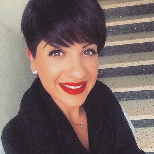 Outstanding 21 Gorgeous Short Pixie Cuts With Bangs Pretty Designs Short Hairstyles For Black Women Fulllsitofus