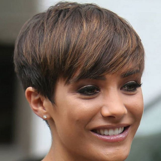 Pleasing 21 Gorgeous Short Pixie Cuts With Bangs Pretty Designs Short Hairstyles For Black Women Fulllsitofus