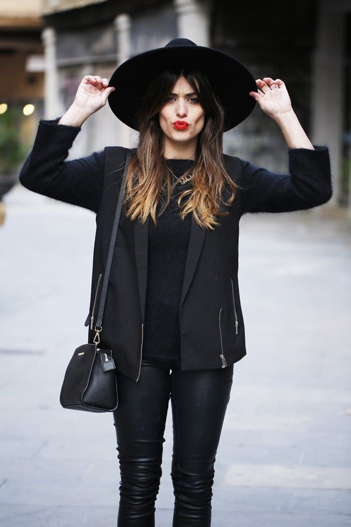 Outfit Of The Day By Jessica S 13 Year Old: 21 Black Outfit Styles For The Season