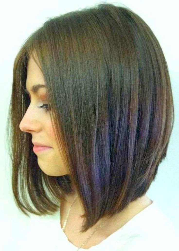 hairstyles layered bob - photo #10