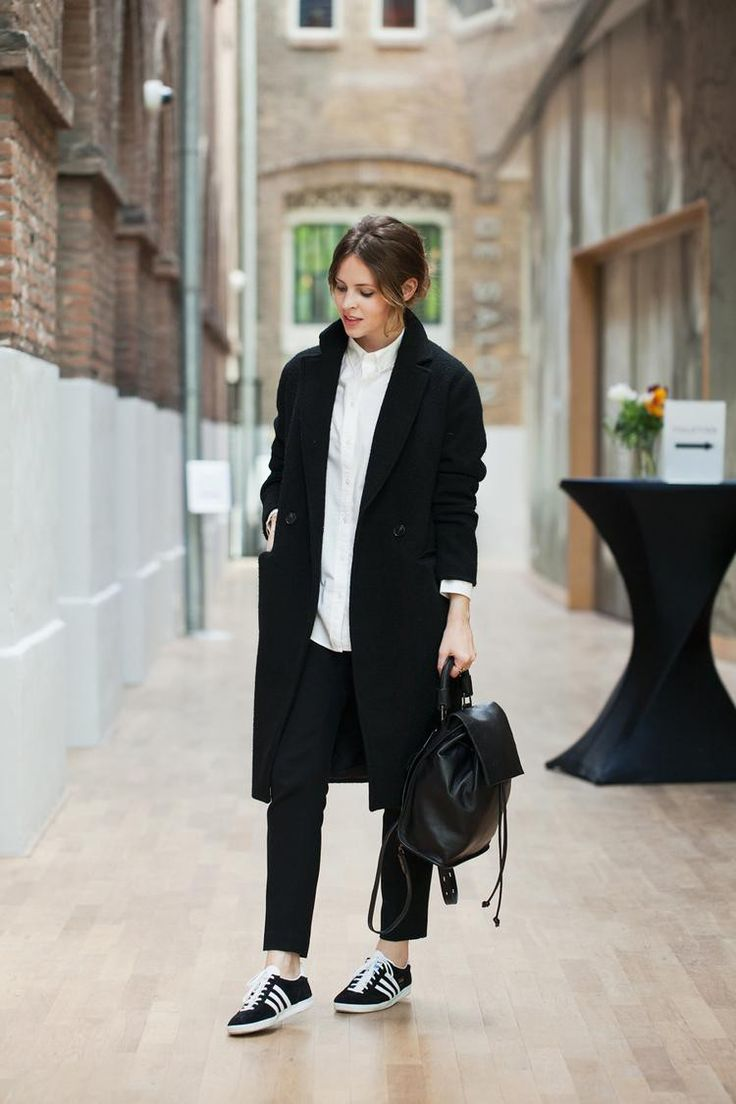 Basic Black Outfit