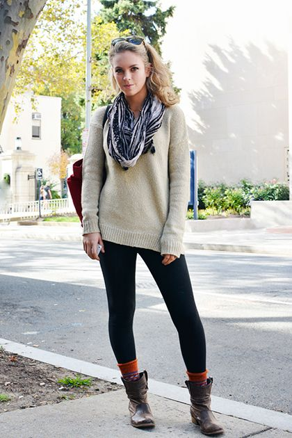 College Street Style