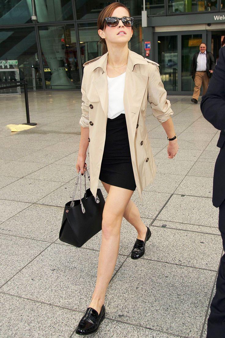 Emma Watson's Loafers