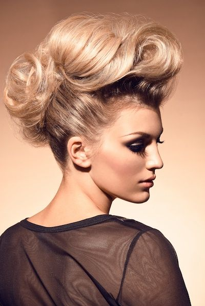 28 Trendy Faux Hawk Hairstyles for Women 2019 - Pretty Designs
