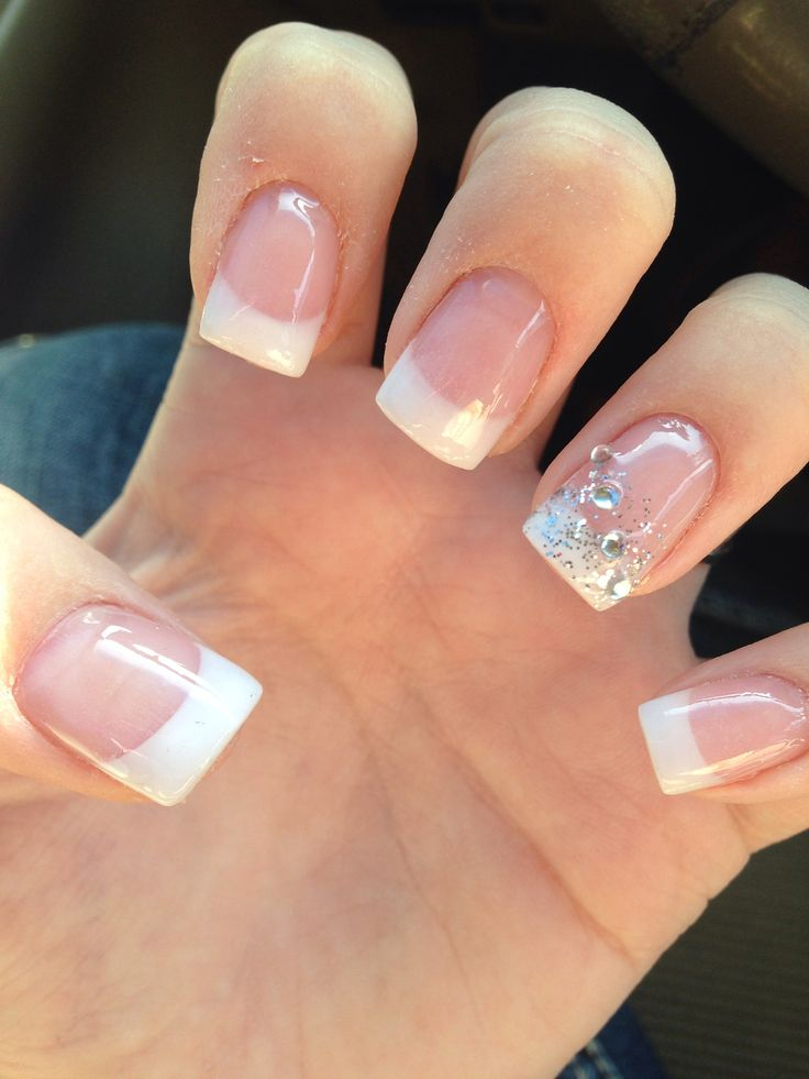20 Stunning Wedding Nails Designs 2019