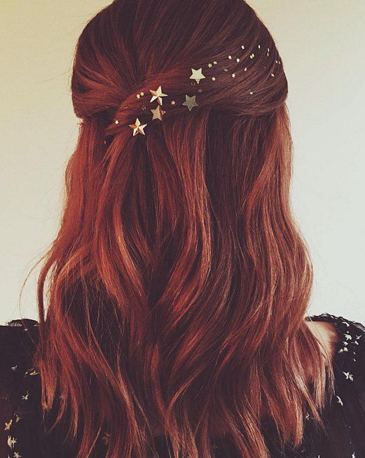 Holiday Hairstyle Idea