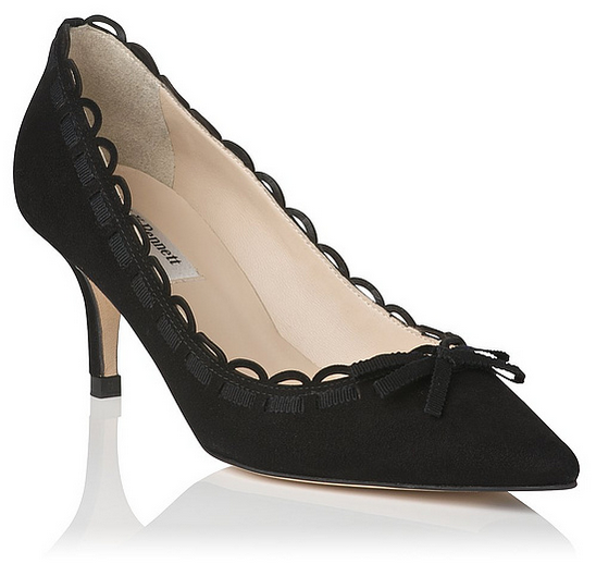 L.K. Bennett Phoenix heels, $375