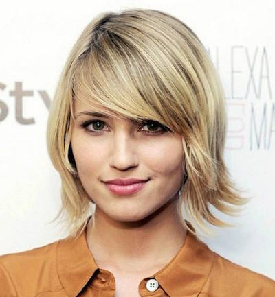 Medium Layered Hairstyle