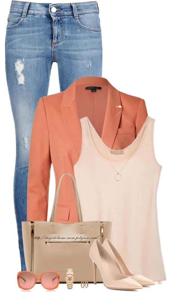 Pretty Polyvore Outfit