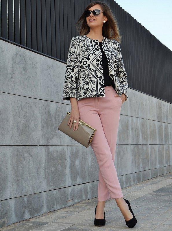 Rose Quartz Pants