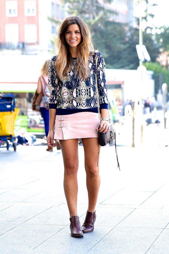 Rose Quartz Skirt