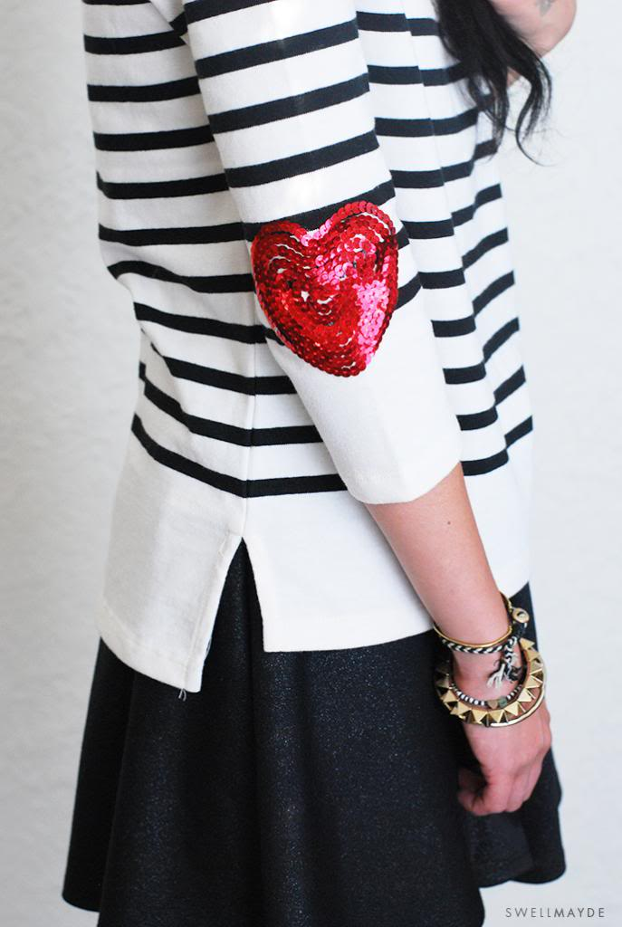 DIY Clothes Idea for Valentine's Day