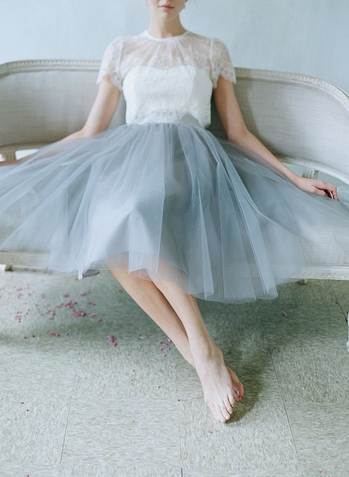 Serenity Tulle Dress
