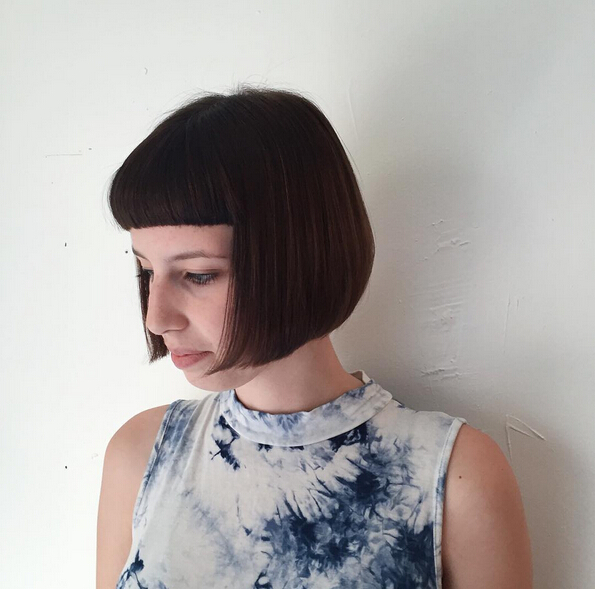 27 Perfect Bob Haircuts With Bangs Pretty Designs