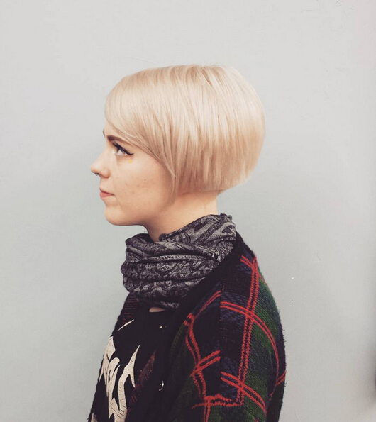 Awesome 27 Perfect Bob Haircuts With Bangs Pretty Designs Hairstyle Inspiration Daily Dogsangcom