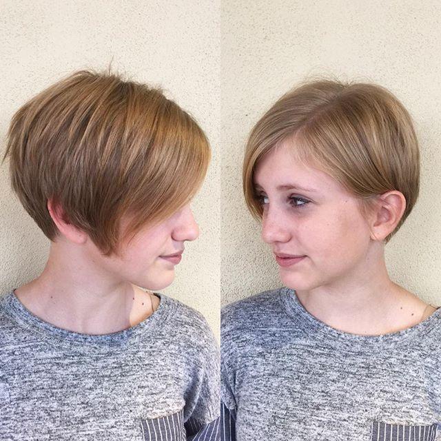 16 edgy en mooie Pixie-haarstijlen voor vrouwen