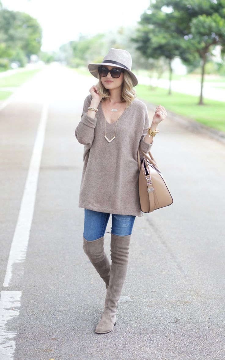 Two Tone Outfit