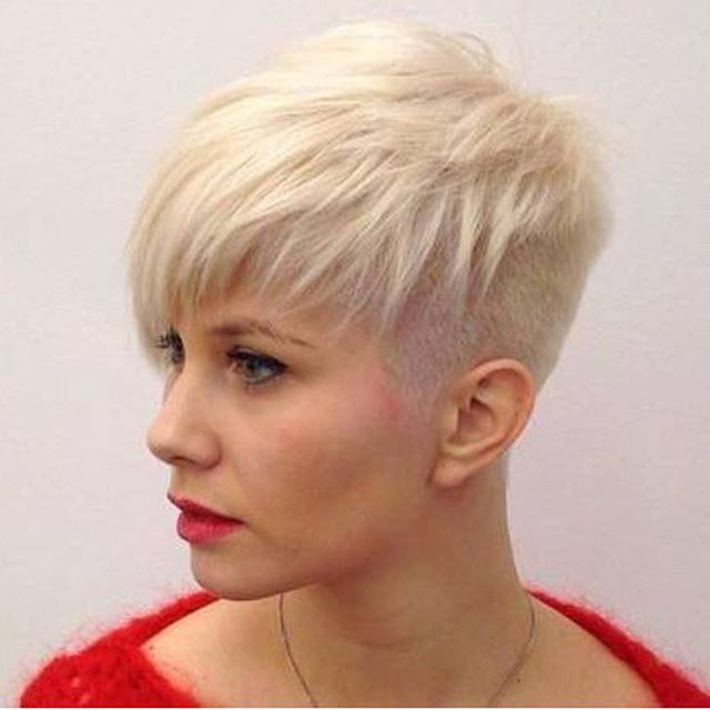 Astonishing 16 Edgy And Pretty Pixie Haircuts For Women Pretty Designs Hairstyles For Men Maxibearus