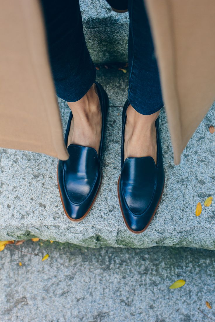 30 Casual Styles With Loafers Pretty Designs