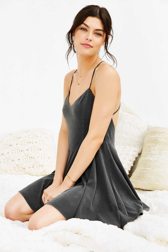 Ballerina Slip Dress