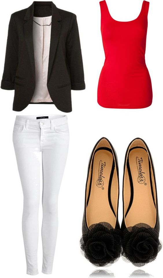 Easy Work Outfit