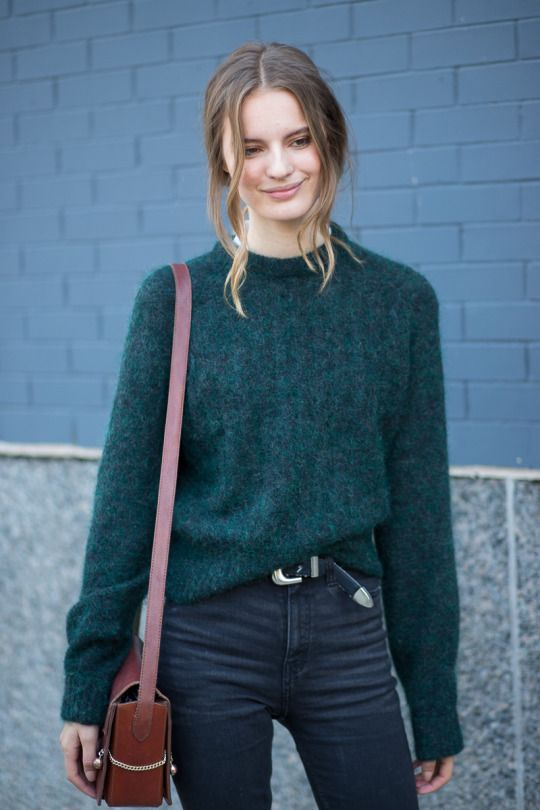 20 Sweater Styles You Must Try for Early Spring - Pretty Designs