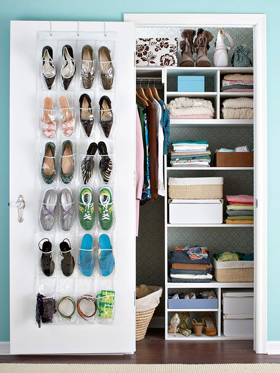 22 geweldige manieren om je schoenen op te slaan DIY-mode  Schoenopslagideeën
