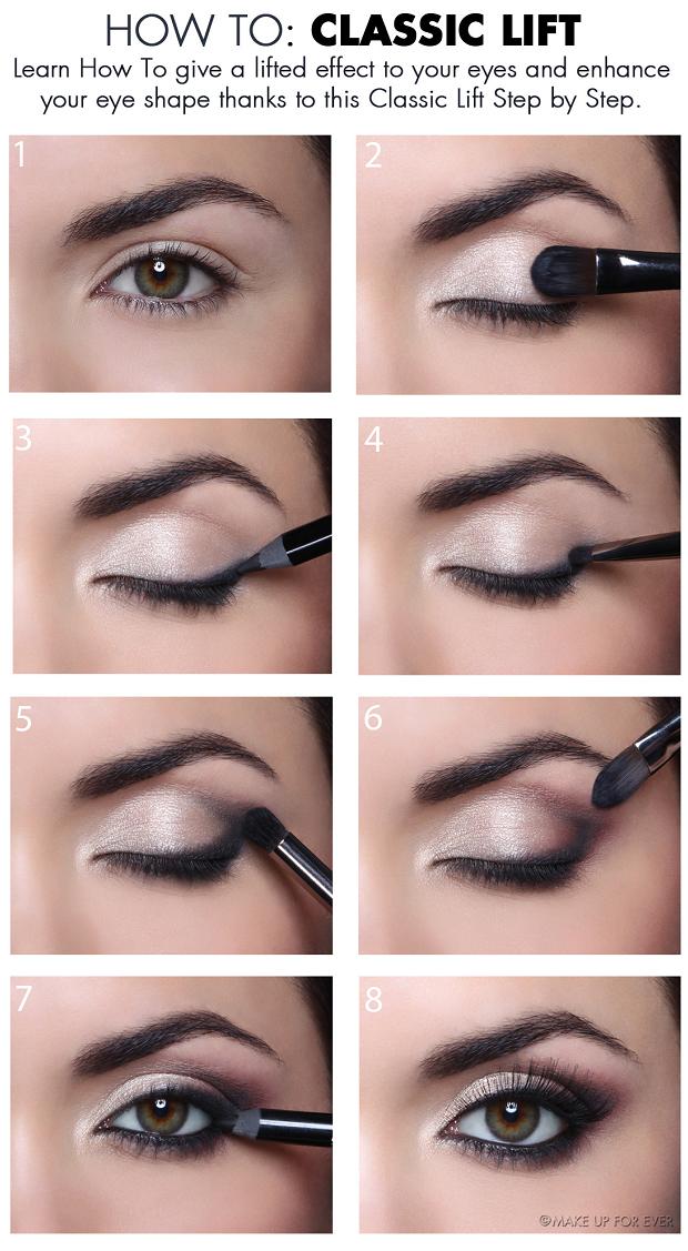 12 prachtige oog make-up ideeën voor beginners Verzinnen  Oog make-up ideeën