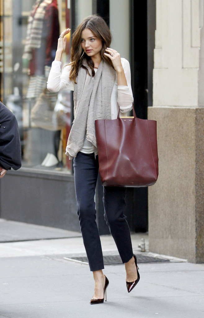 Miranda Kerr Chic Look