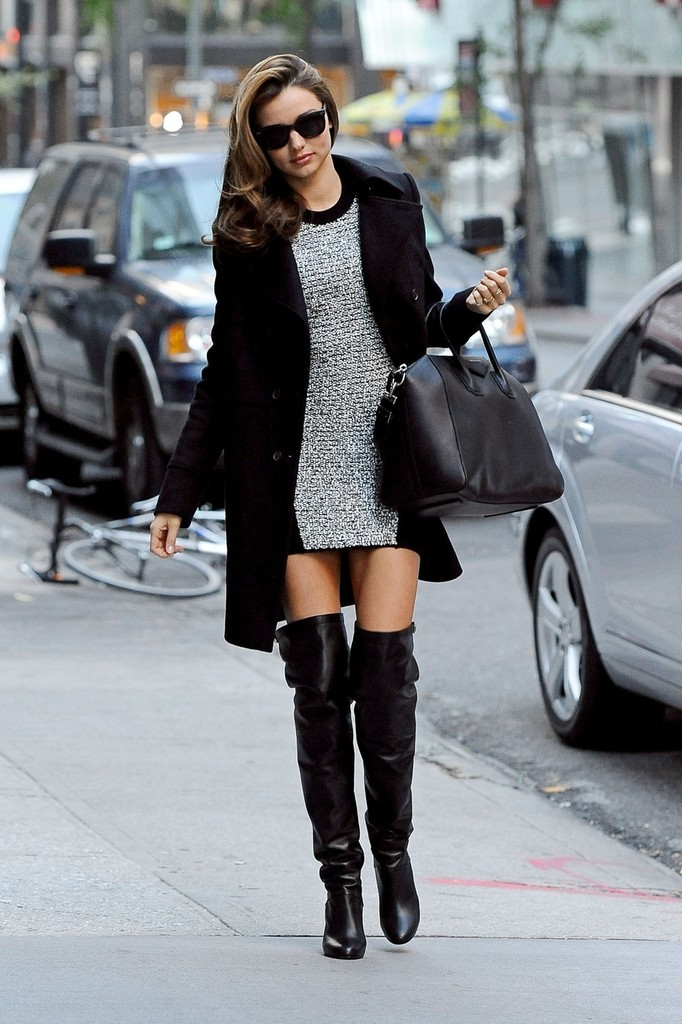 Miranda Kerr Dress Look