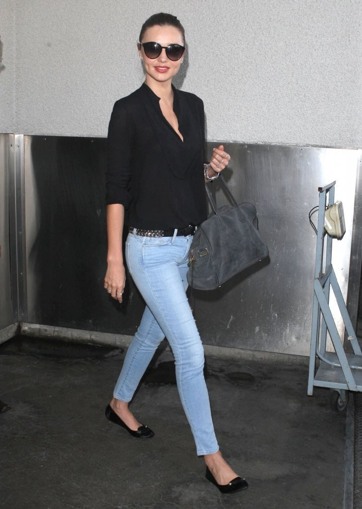 Miranda Kerr Sophisticated Look