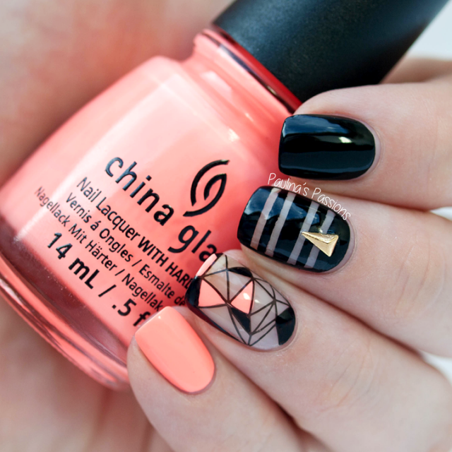 20 Inspiring Negative Space Nails Pretty Designs