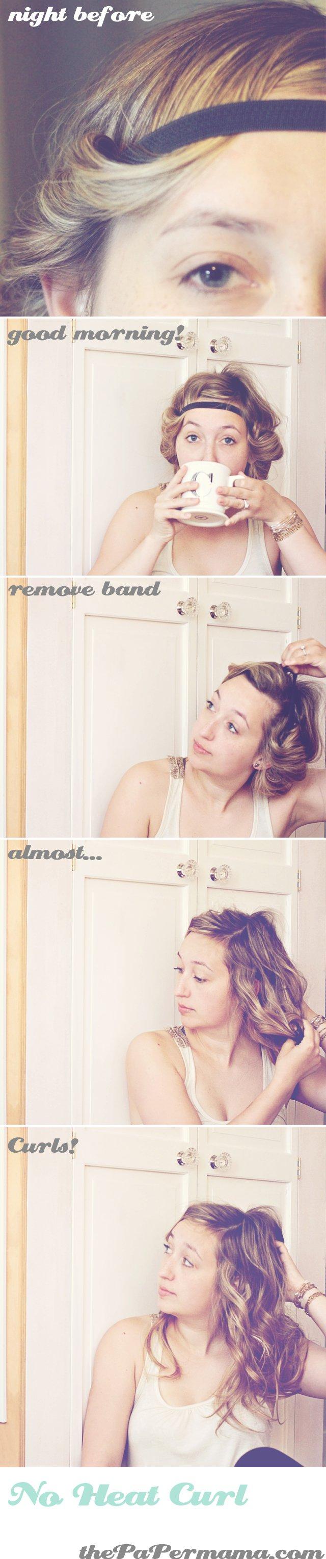 12 eenvoudige manieren om geen warmte te krijgen Kapsels  Haarstudies voor kapsels