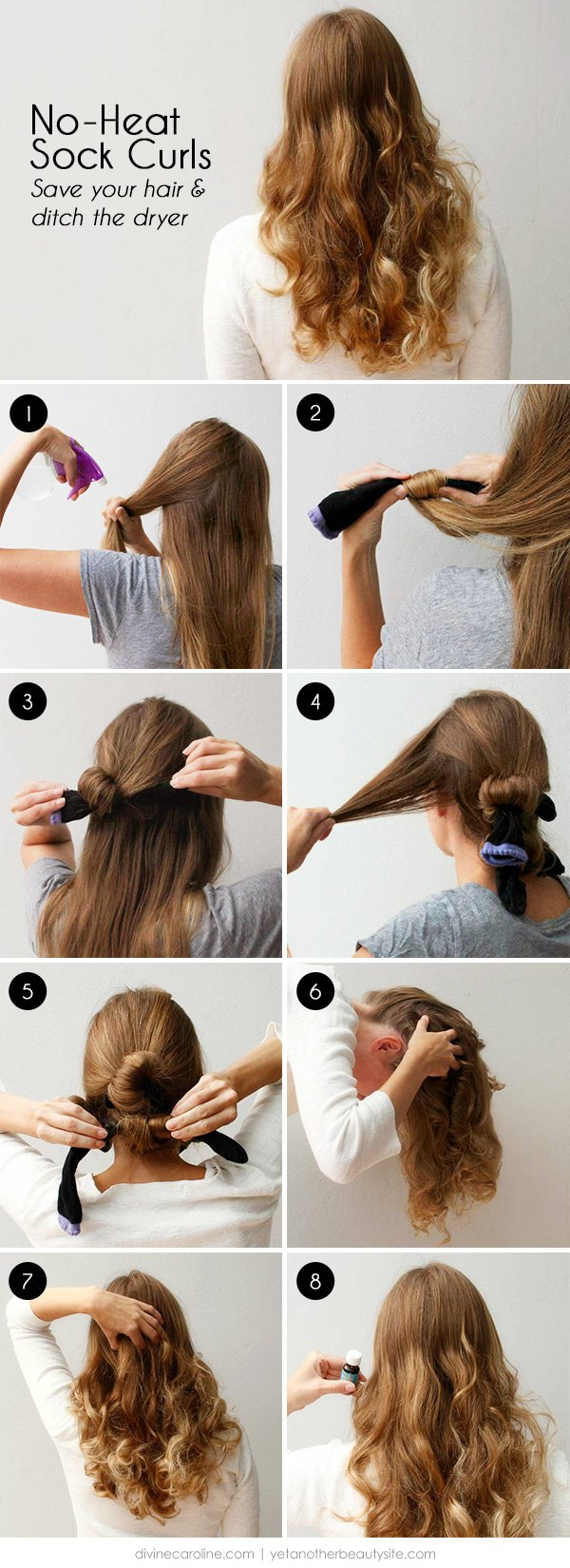 12 Easy Ways To Get No Heat Waves Pretty Designs