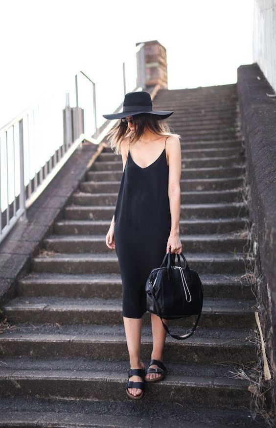 Slip Dress for Holiday