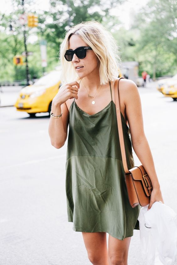 Slip Dress for Summer