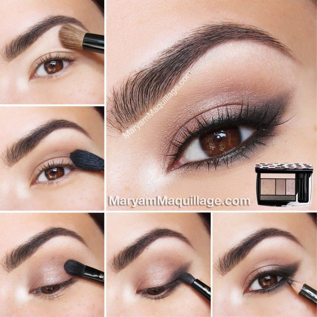 Soft Eye Makeup Idea