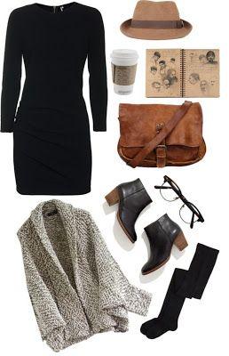 Stylish Black Dress