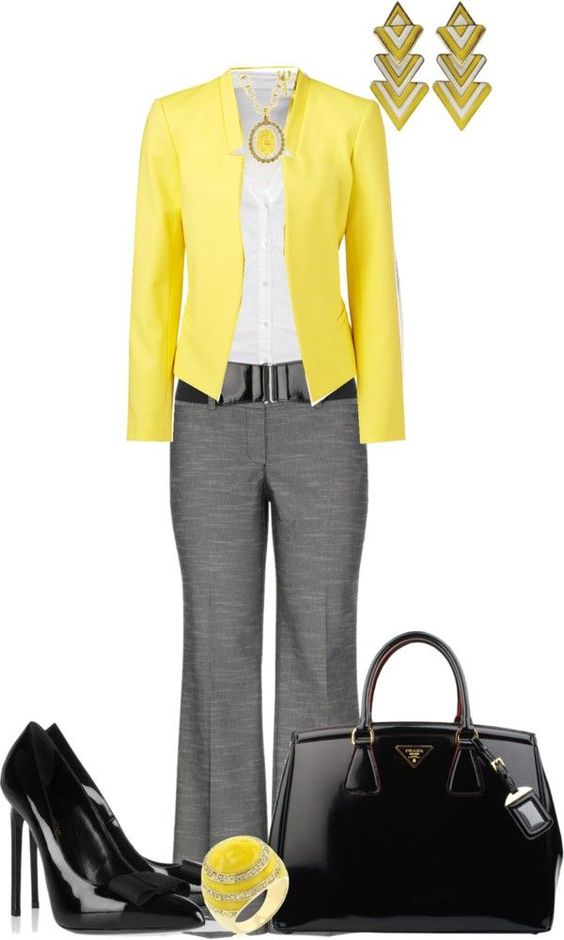 20 Casual Outfit Ideas For Business Women - Pretty Designs