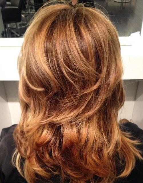 Brown Subtle Waves
