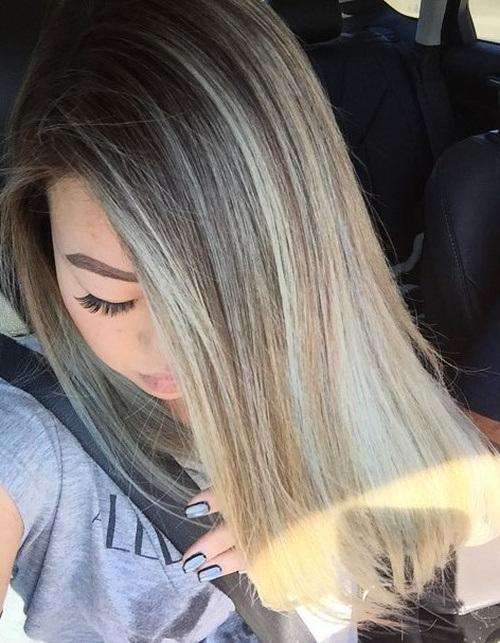 Cool Tone Hair