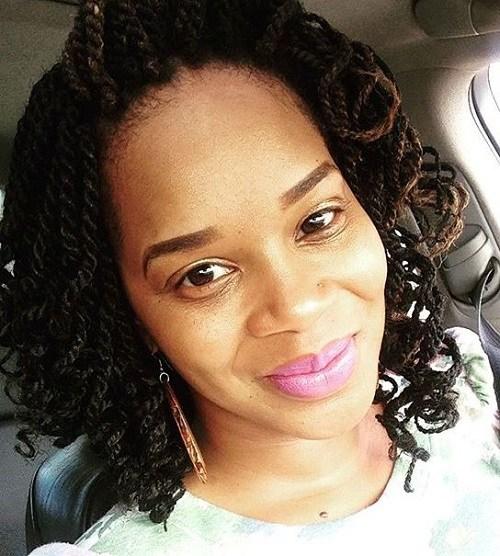 20 leuke gedraaide kapsels voor natuurlijk haar - Afro-Amerikaanse haarideeën