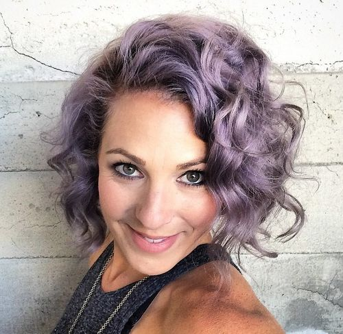 22 Sassy Purple Highlighted Hairstyles For Short Medium Long Hair Pretty Designs