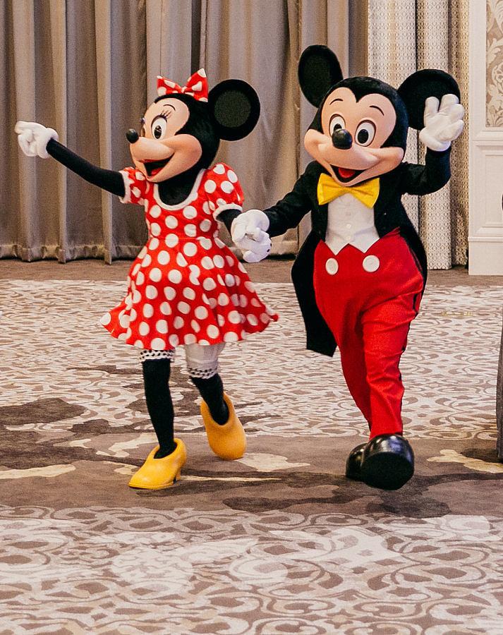 Disney Themed Wedding Idea