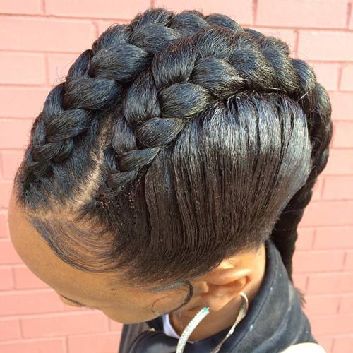 20 Best Goddess Braids For Women Goddess Braids Ideas