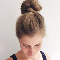 Easy Top Bun